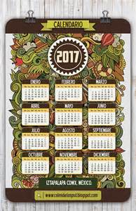 Calendario Mexico 2017 Calendario 2017 En Psd Para M 233 Xico Calendarios 2018