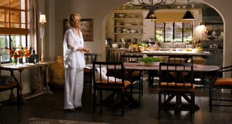 nancy meyers kitchen luscious at the movies houses from the films of nancy