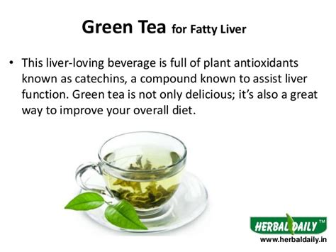 Green Tea To Detox Liver by Foods To Eat Avoid In Fatty Liver In Iफ ट ल वर