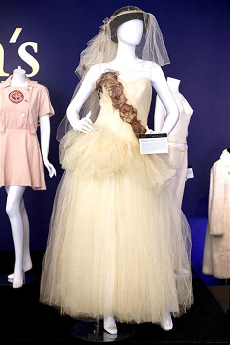 Madonna's wedding dress sold for £51,000 in auction