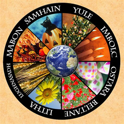 the modern witchcraft guide to the wheel of the year fromâ samhain to yule your guide to the wiccan holidays books wiccan sabbats free iphone app market