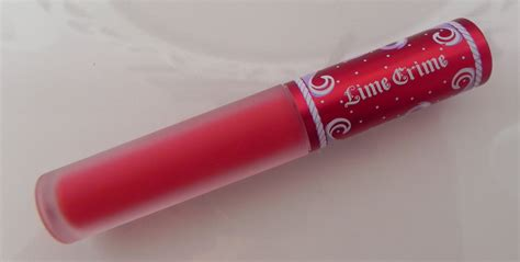 Lime Crime Velvetines review lime crime velvetines cor velvet set