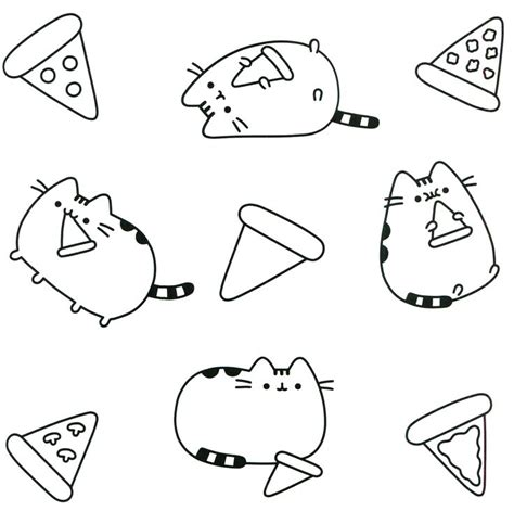pusheen coloring book book by claire belton official publisher page simon schuster splendid design ideas pusheen coloring pages book by claire belton official publisher coloring
