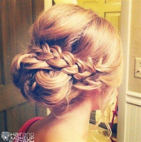 updo hairstyles for medium length hair pinterest 16 pretty and chic updos for medium length hair pretty