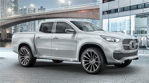 mercedes x class up concept everything you need