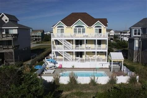 avon vacation rentals coastal charm oceanfront outer