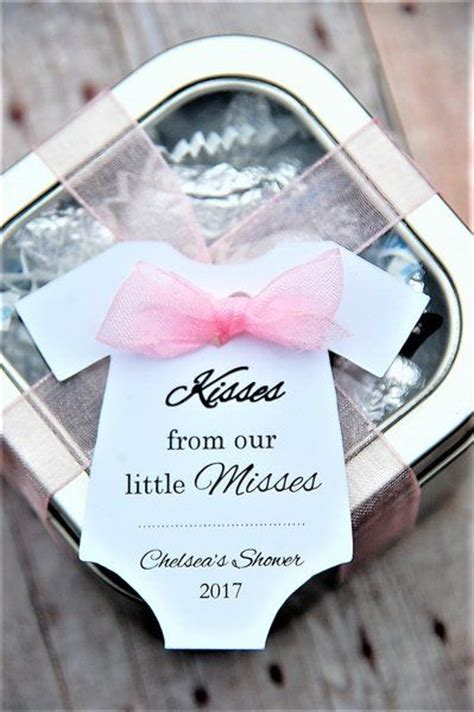 Thank You Favors Baby Shower by Kisses From Our Misses Gift Tags Set Of 10 Tags
