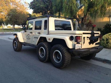 jeep rubicon truck jeep wrangler truck 6 215 6 by tyrant motorworks