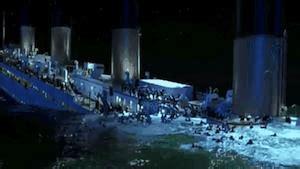 titanic boat sinking gif reblog