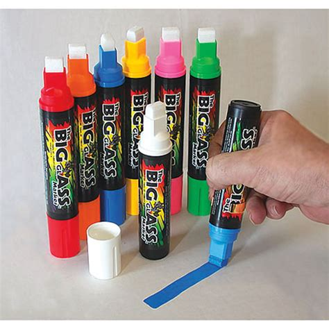 Glass Marker by Big Glass Marker Kit Car Markers Auto Dealer Supplies