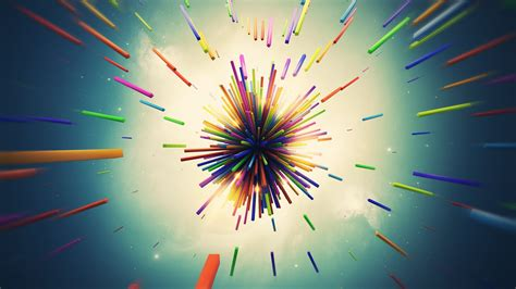 imagenes hd full color colorful bars explosion wallpapers
