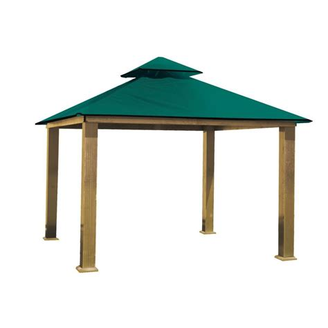pavillon metall 4 x 5 handy home products monterey 10 ft x 14 ft oval gazebo