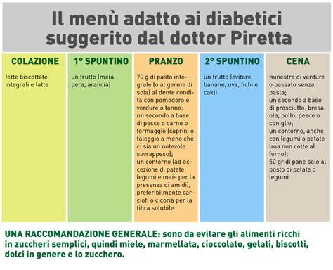 alimenti per diabetici 187 alimenti contro il diabete mellito