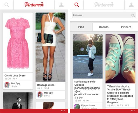 pinterest us pinterest for windows phone 8 is finally available