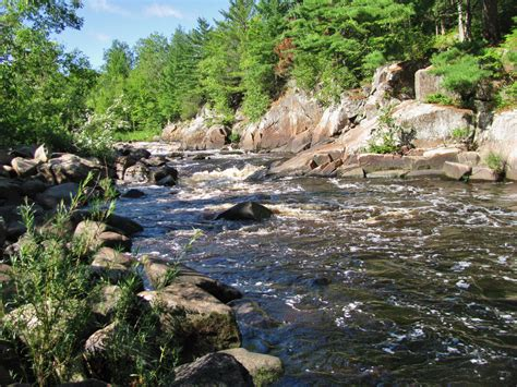 big falls county park campground travel wisconsin