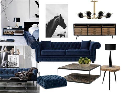 Velvet Home Decor Mood Board Velvet Is The New Black In Home Decor Modern Home Decor