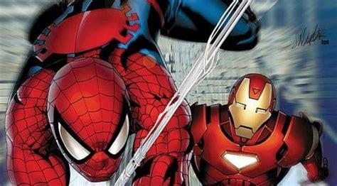 film animasi spiderman 083295300 1418966134 iron man spider man