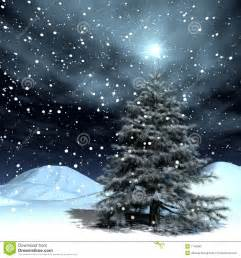 snowing christmas stock photo image of shining winter