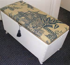 How Do You Spell Ottoman Vintage Loom Wicker Ottoman Storage Blanket Box Chest Trunk Toile Ebay Ideas For