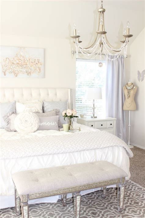 Bedroom Vanity West Elm Updated Vanity Bedroom Tour West Elm Duvet