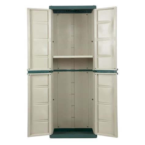 Outdoor Plastic Storage Cabinets by Plastic Outdoor Storage Cabinet Mini Compact Plastic