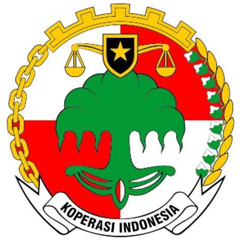 Logo Koperasi koperasi indonesia brands of the world vector logos and logotypes