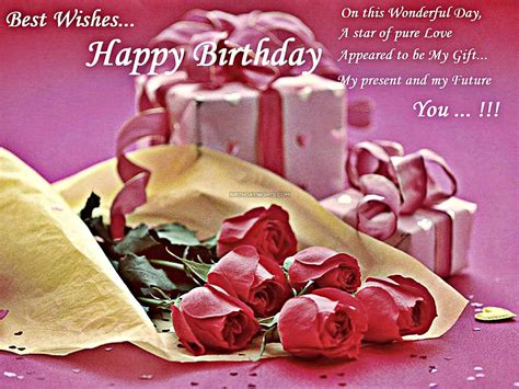Advance Happy Birthday Wishes In Advance Happy Birthday Wishes Pictures 1 Happy