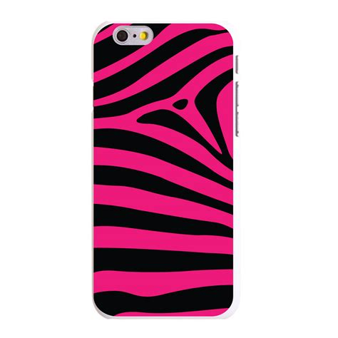 Iphone 6 6s Plus Arsenal Stripe Hardcase cover for iphone 5s 6 6s plus black pink