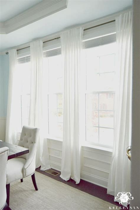 White Linen Curtains Ikea The World S Catalog Of Ideas