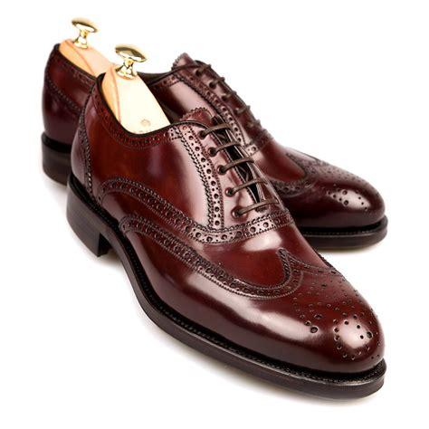 cordovan oxford shoes cordovan oxford shoes 80283 oscar