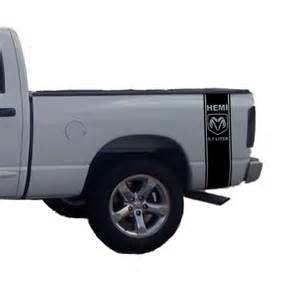 Dodge Ram Decals And Stickers Vehicleartz Dodge Ram Vertical Rear Panel Decal With