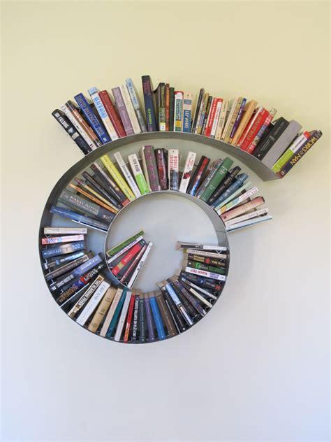 libreria a spirale libreria a spirale in metallo keblog shop