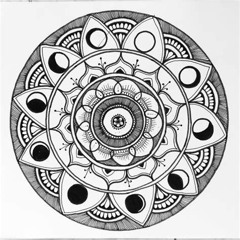 moon mandala tattoo best 25 moon mandala ideas on moon tattoos