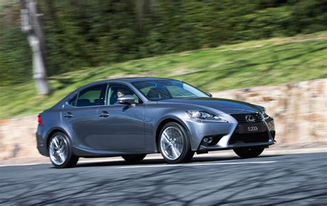 lexus australia lexus is 200t now on sale in australia from 57 500