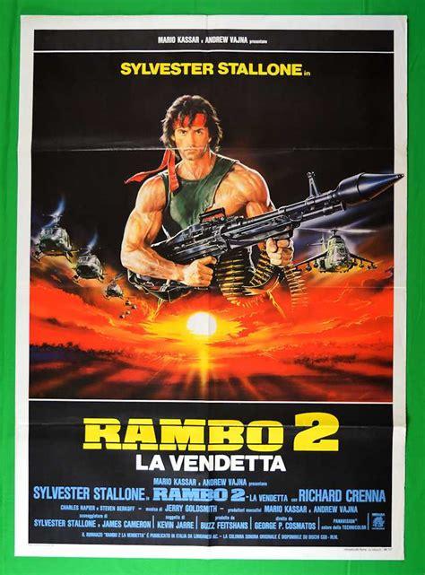 un film rambo frasi del film rambo 2 trama del film rambo 2 anno 1985
