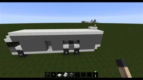 minecraft boat on trailer minecraft lets build an rv cer 2 youtube