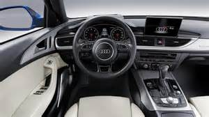 Audi A6 Interior 2017 Audi A6 Redesign Price Release Date Specs Review