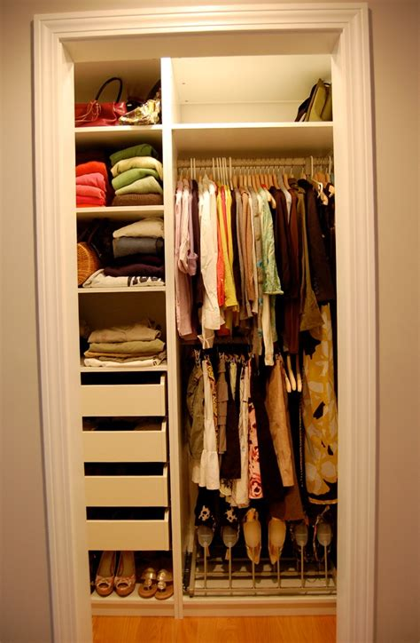 small walk  closet organization ideas home design ideas