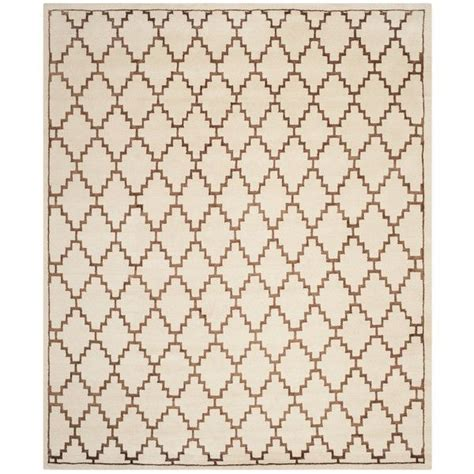 Primary Color Area Rugs by Mosaic Ivory Brown Geometric Rug Colors Primary