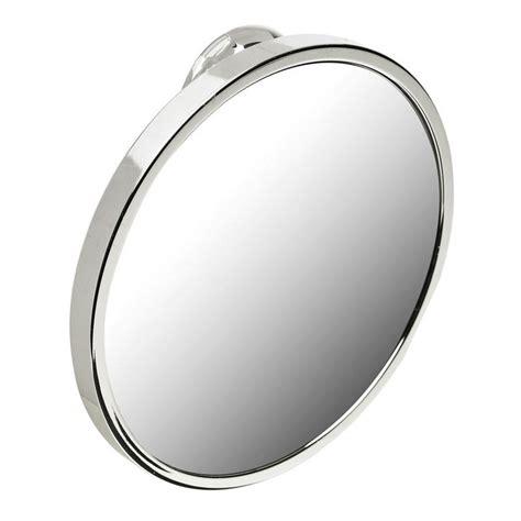 bathroom mirror suction croydex anti fog bathroom mirror with suction or screw fix