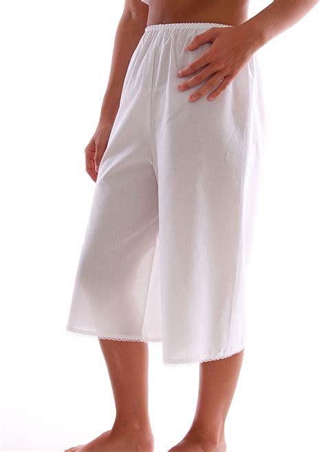 cullote cotton 100 cotton slip half slip culotte camisole
