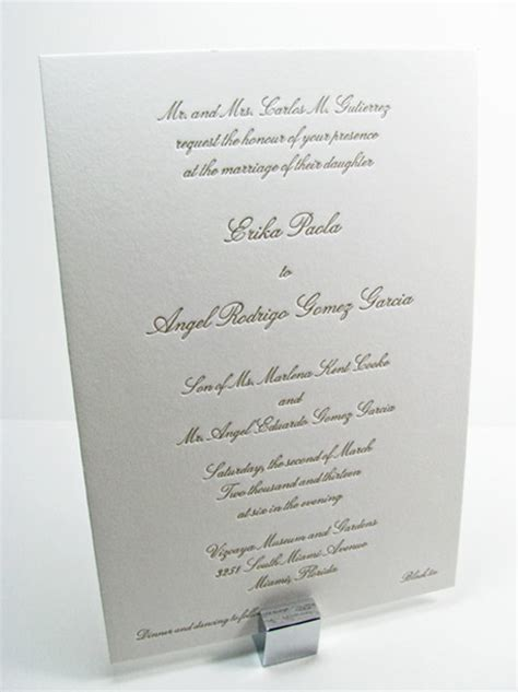 traditional wedding invitations digby digby invitations dc