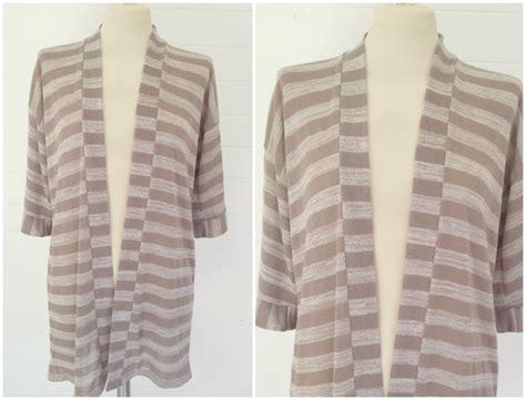 cardigan pattern free sewing kimono style diy cardigan allfreesewing com