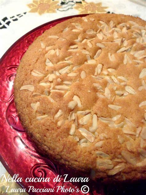 la mantovana dolce torta mantovana