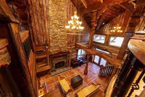 big rock log home design streamline design