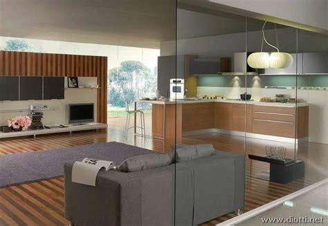 cucina salotto cucina con soggiorno foto 4 41 design mag