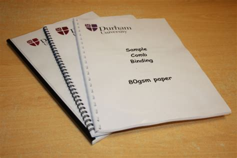 durham dissertation binding document binding cartridges inc