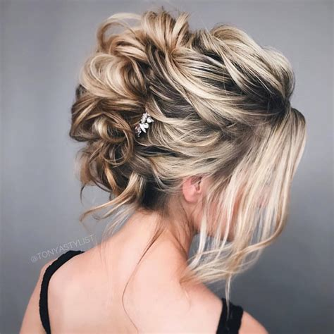 Pretty Updo Hairstyles by 10 New Prom Updo Hair Styles For 2018 Gorgeously
