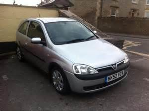 Vauxhall Corsa 2002 For Sale Used Vauxhall Corsa 2002 For Sale Uk Autopazar