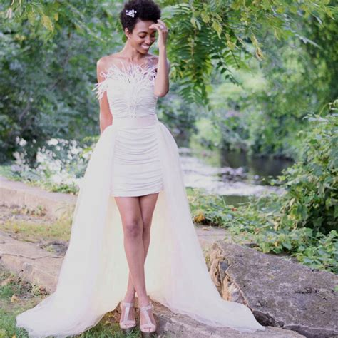 Wedding Dress Overskirt by Modern Strapless Ivory Bodycon Bridal Dress With